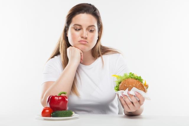 ダイエットを成功させたいと思う女性