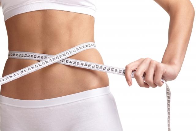 太りやすい体質の女性