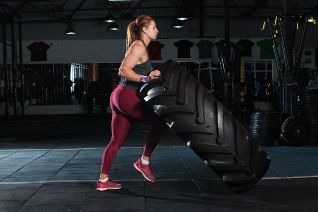 筋肉がつかない女性がする筋トレ