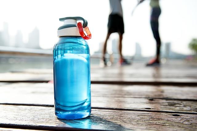 BCAAの入ったボトル