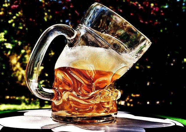 筋トレ後に飲むアルコール