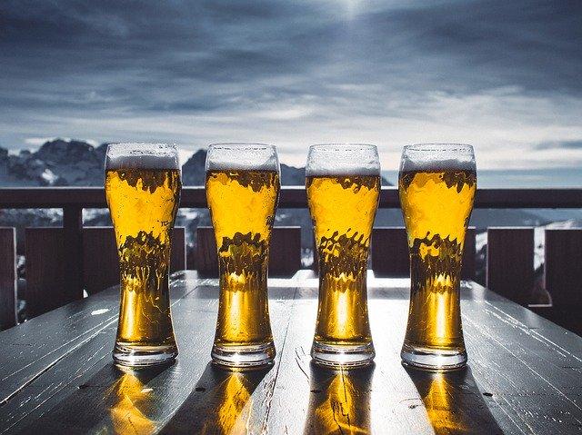筋トレ前のアルコール