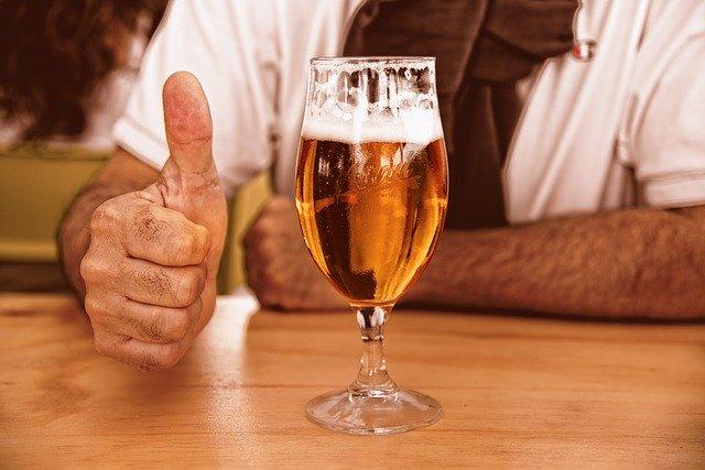 筋トレ効果を高めるアルコール